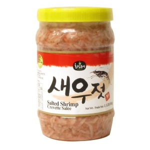 Korean salted shrimp